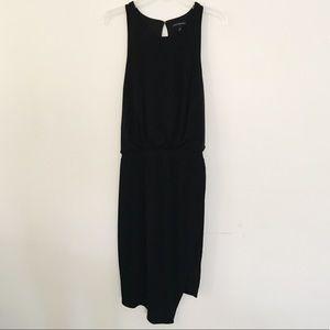Banana Republic | Black Asymmetrical Dress